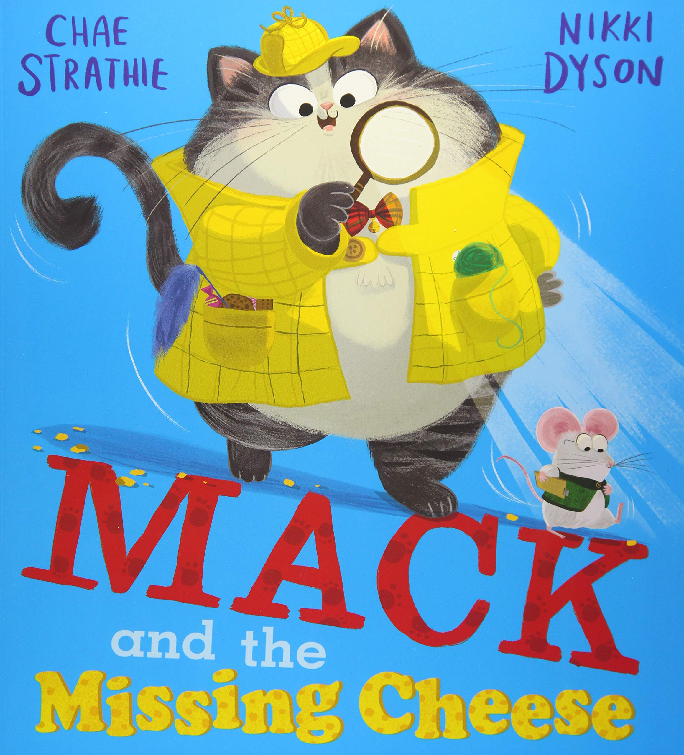Image result for mack and the missing cheese