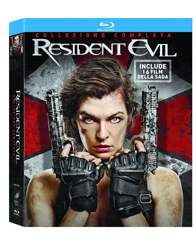 Resident Evil Collection 6 Blu-Ray Italia Blu-ray: Amazon.es ...