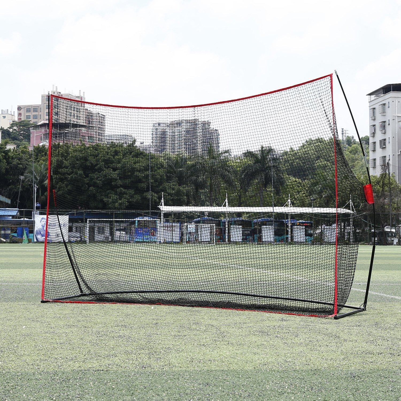 amazon com ancheer 10 x 7 x 3 ft golf hitting net for backyard