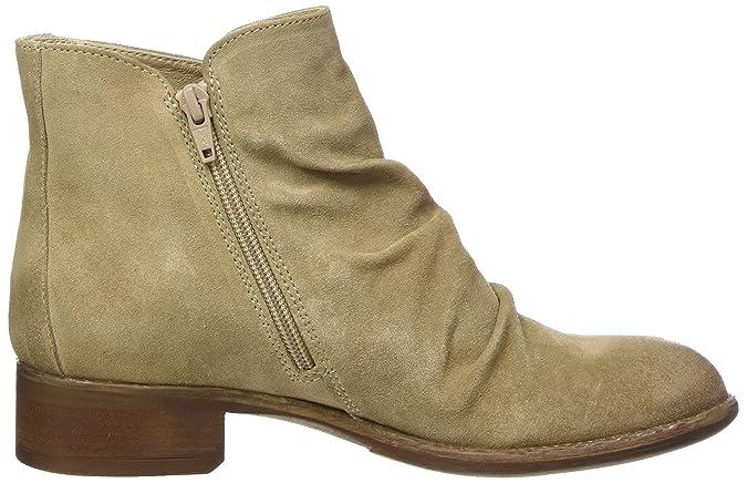 Manas Carol, Chelsea Boots Femme, Beige (Corda 001), 39 EU