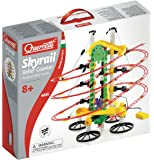 Quercetti Skyrail Rollercoaster with Elevator, 200 Pieces