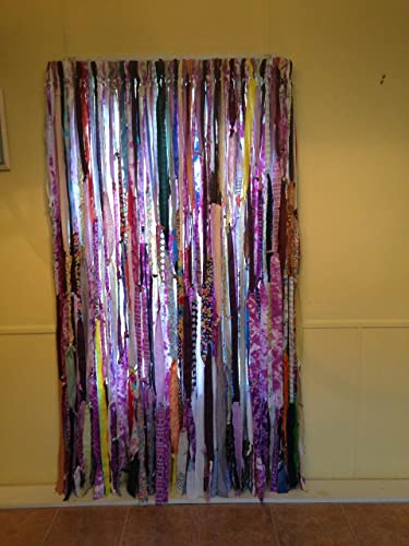 Purple Power Hippie Curtains Gypsy Hippy Boho Beach Shabby