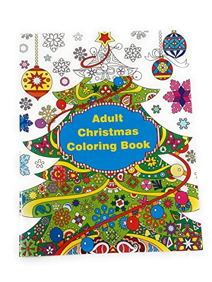 image unavailable image not available for color adult christmas coloring book