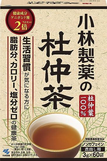 小林製薬の杜仲茶 3g×60袋