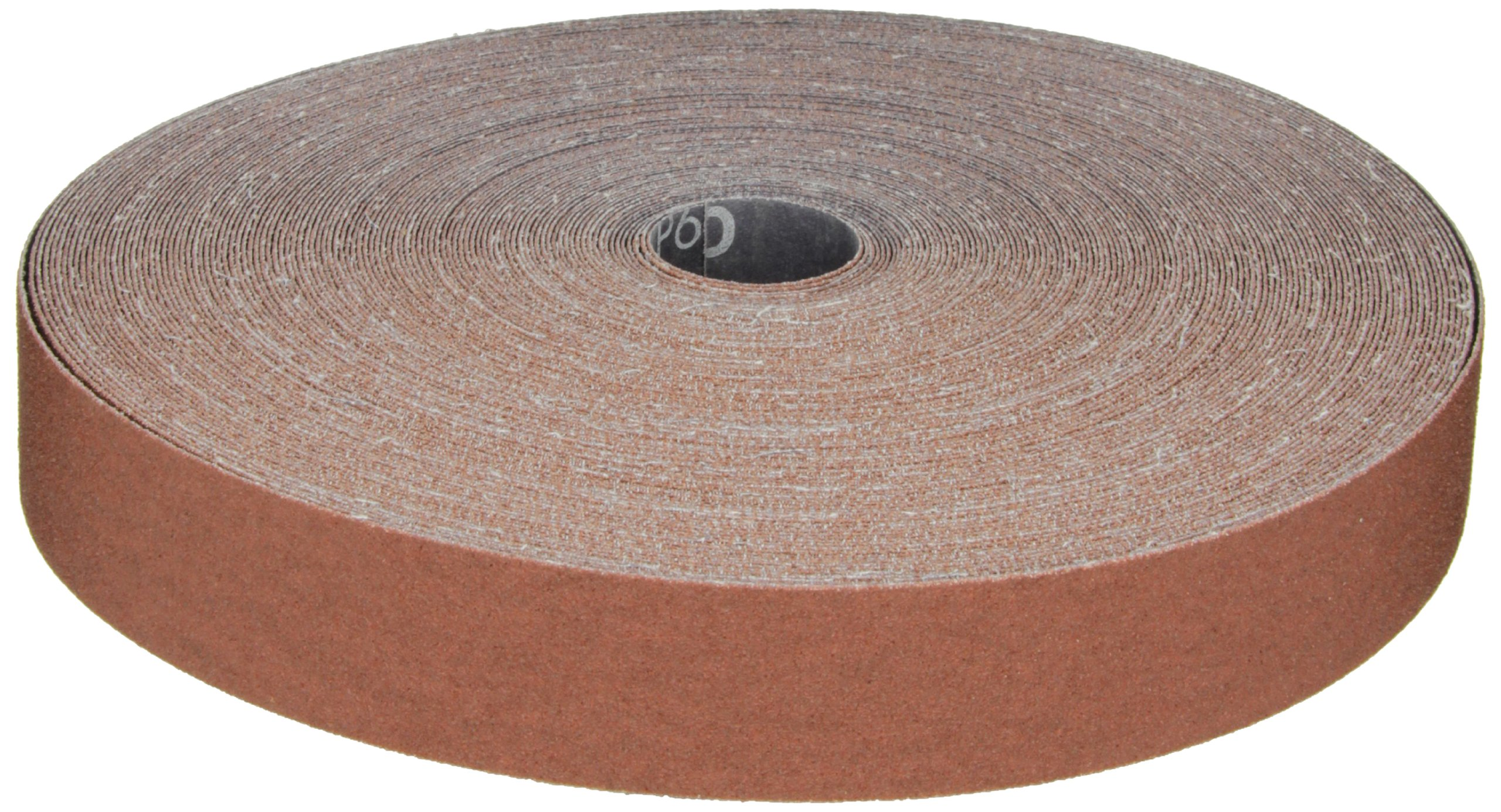 3M Utility Cloth Roll 314D, Aluminum Oxide, 1-1/2'' Width x 50 yds Length, P60 Grit, Maroon (Pack of 1)