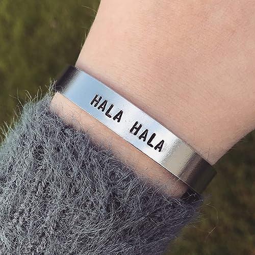 20d15e3fb7f78 Ateez Hala Hala Kpop Handmade Bracelet Atiny WooYoung San Yunho ...