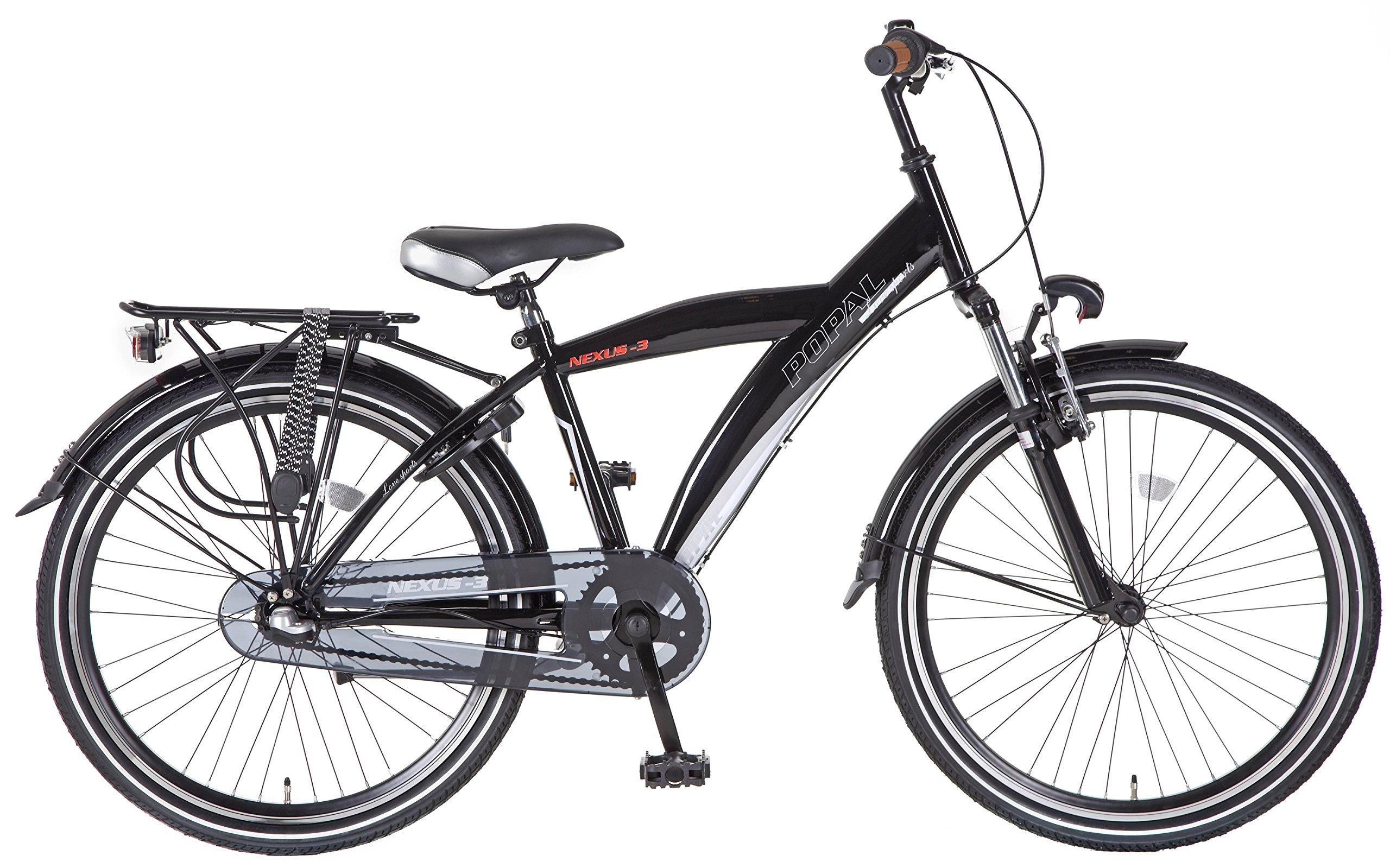 Vélo Enfant Popal Kicks 24 Pouces Shimano Nexus 3 Vitesses Noir 95%  Assemblé- Buy Online in Faroe Islands at faroe.desertcart.com. ProductId :  49582370.
