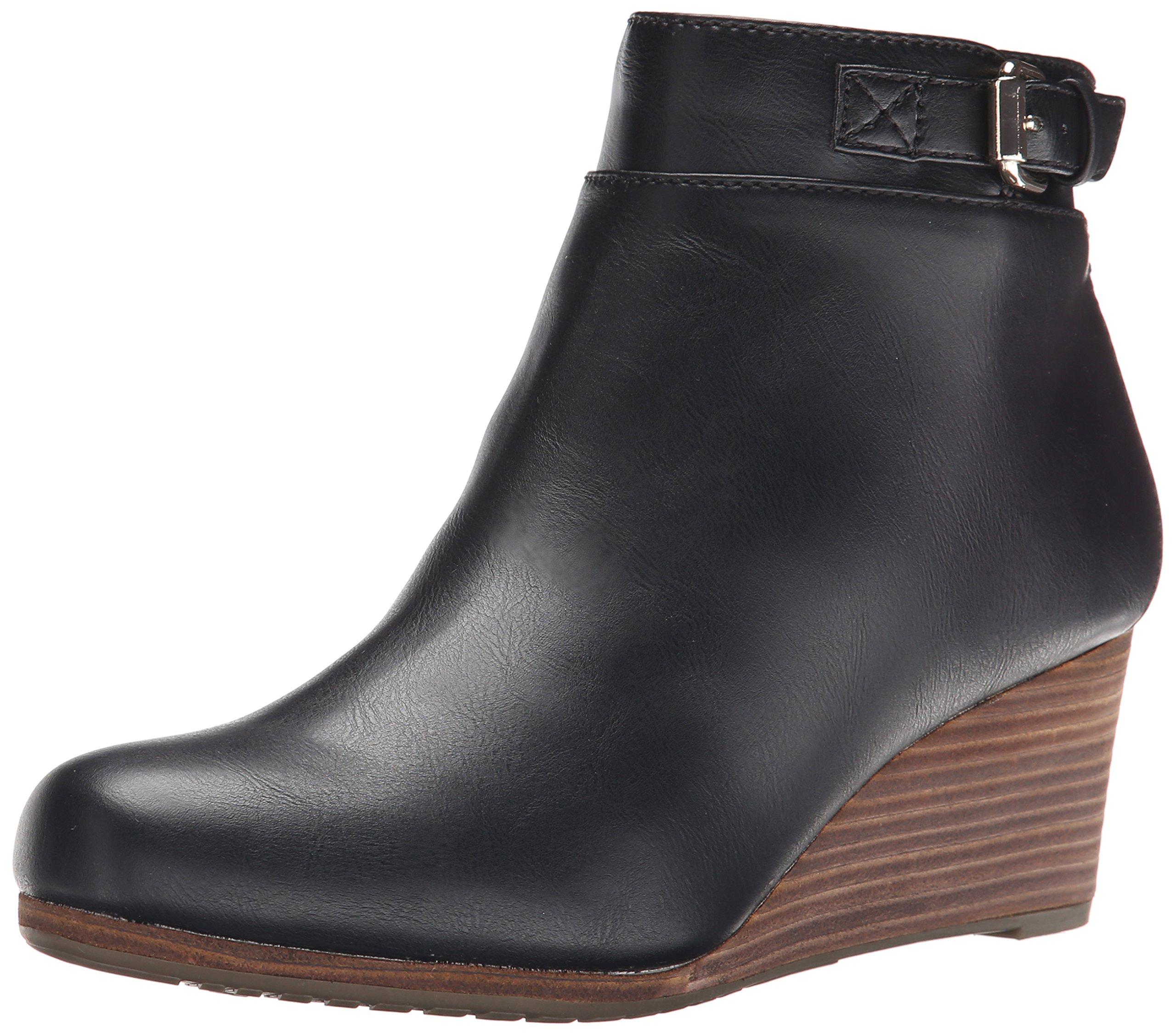 Dr. Scholl's Women's Daina Boot Daina,Black,10 M US