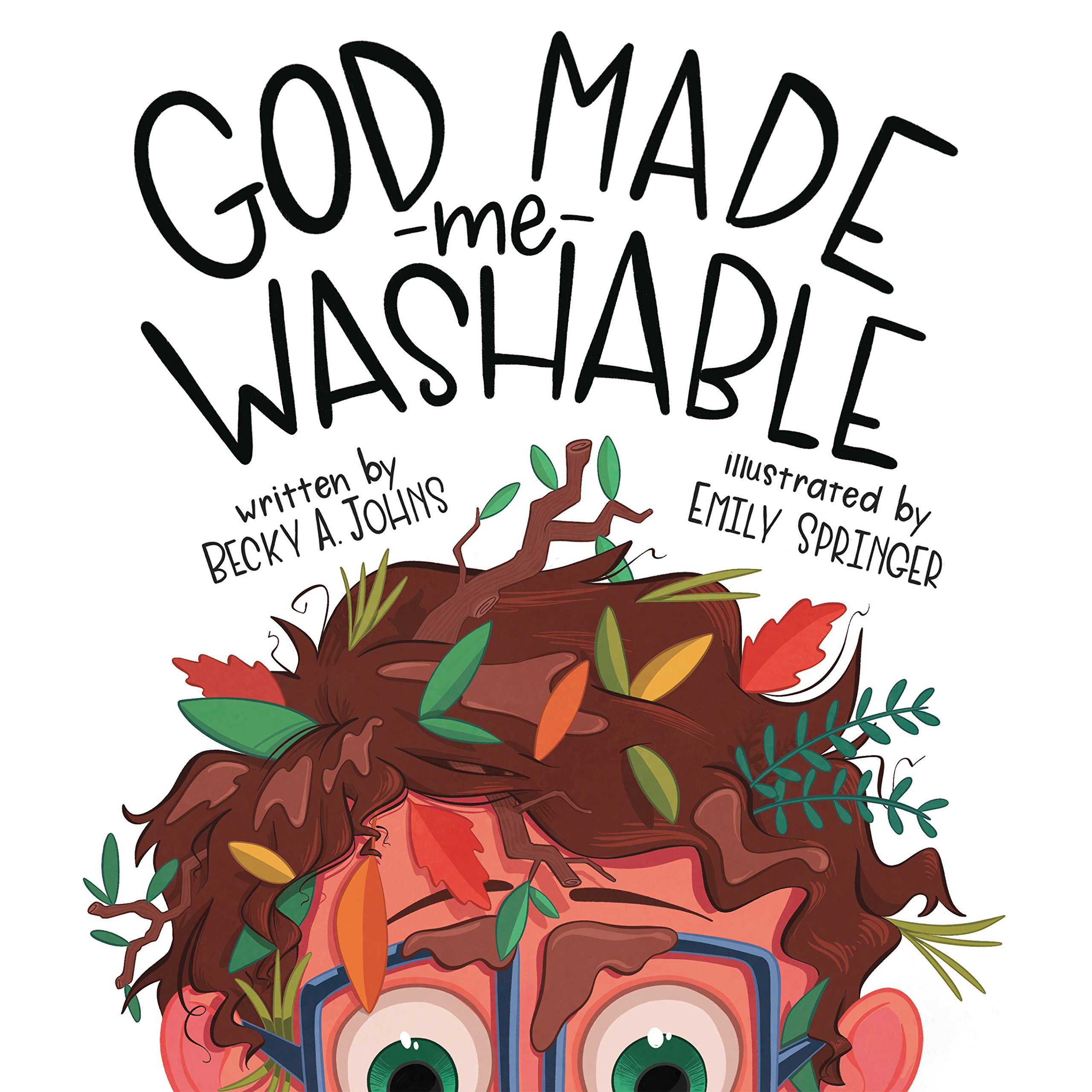 Download God Made Me Washable pdf