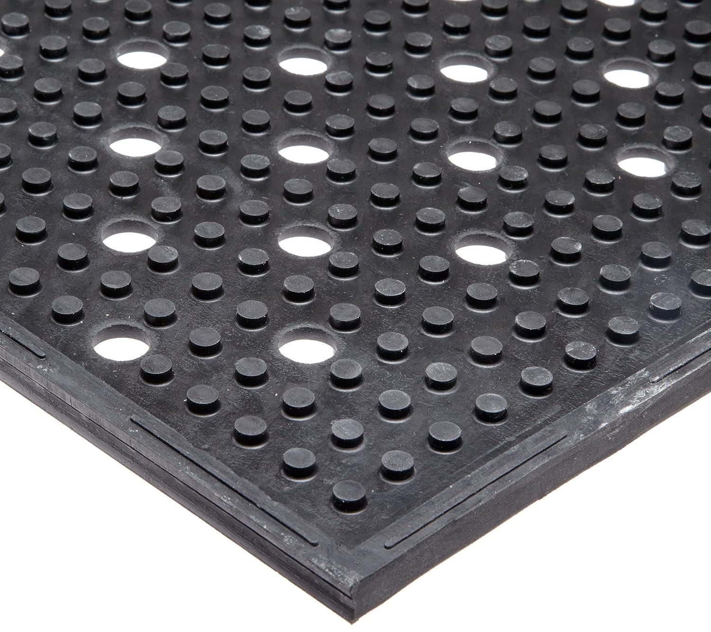2 X 30 Black NoTrax T23 Multi-Mat II Reversible Rubber Drainage Mat