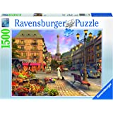 Ravensburger Puzzles Vintage Paris, Multi Color (1500 Pieces)