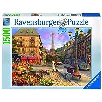 Ravensburger Vintage Paris 1Puzzle 500pc,Adult Puzzles