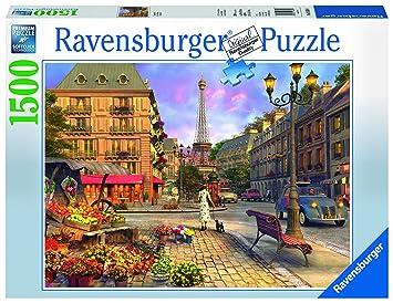 ravensburger paris puzzle