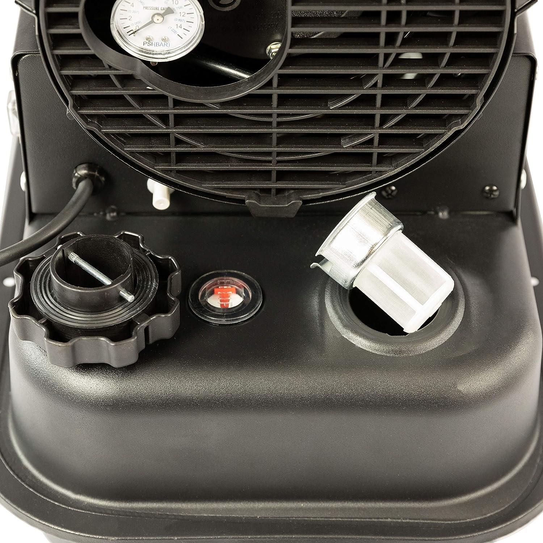 30 KW MaxxHome Generatore di aria calda 45 x 35 x 35 cm Termoventilatore a gas Dispositivo di protezione termostatica