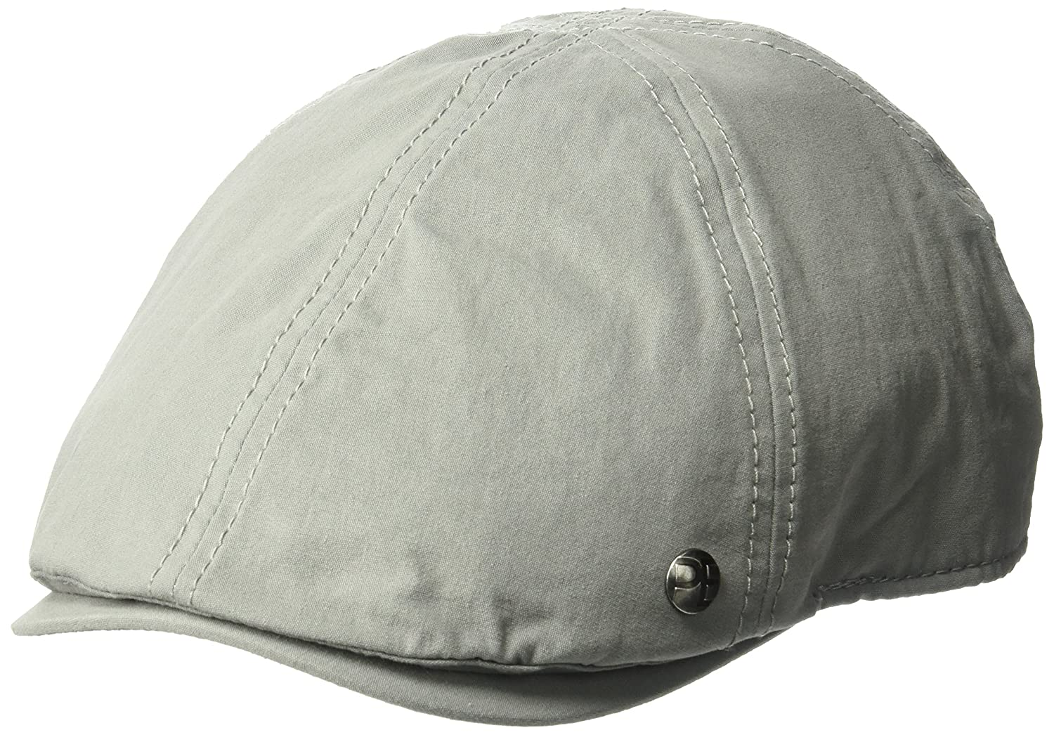 8bb97595427 Perry Ellis Men s Cotton Twill Driver Cap