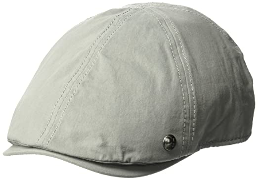 248842ff35b Perry Ellis Men s Cotton Twill Driver Cap