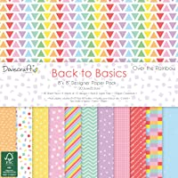 Dovecraft Back to Basics Over The Rainbow FSC-Papel
