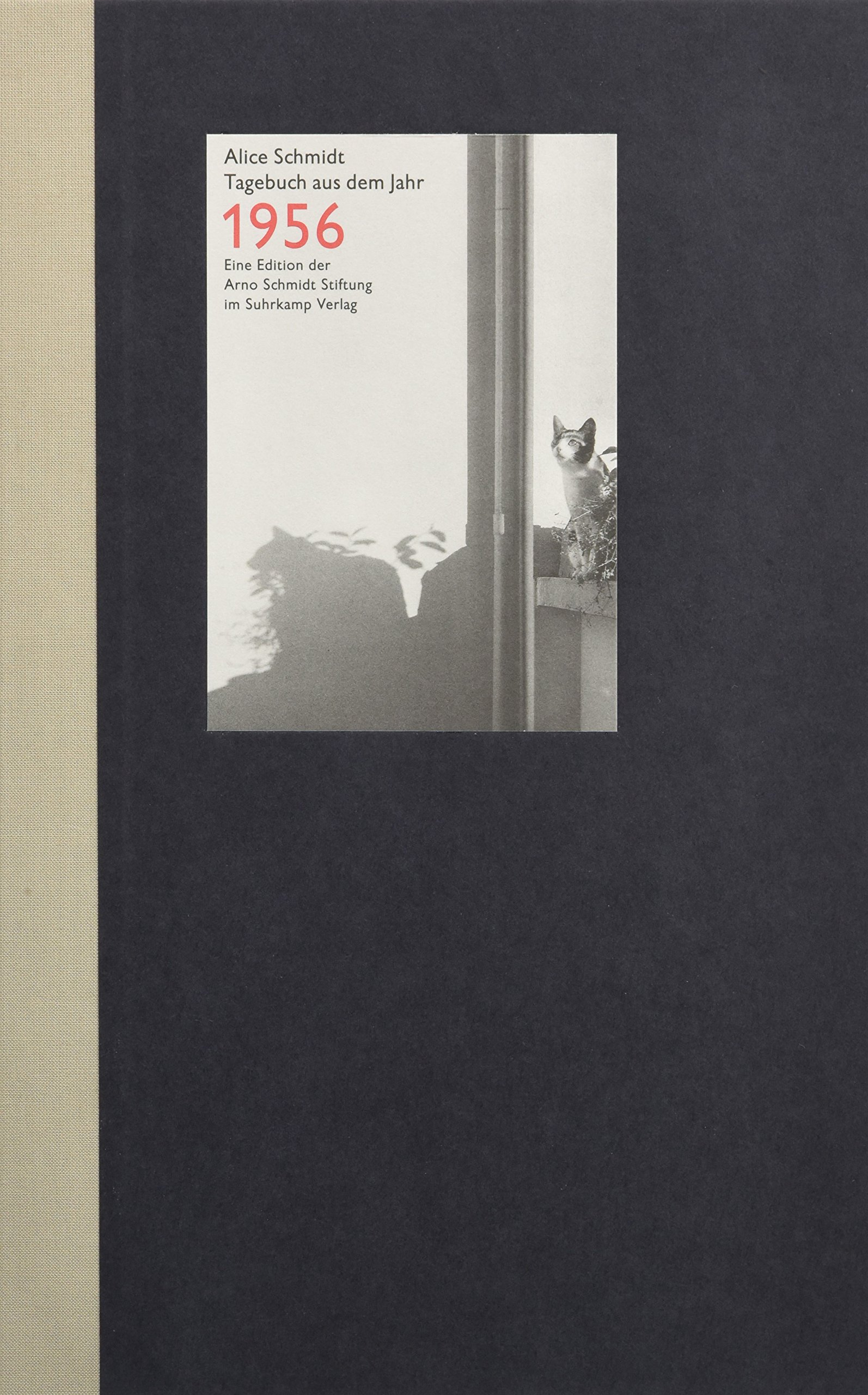 Tagebuch aus dem Jahr 1956