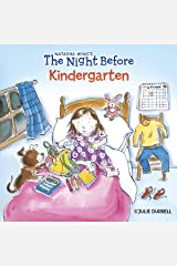 The Night Before Kindergarten Kindle Edition