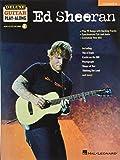 Ed Sheeran: Deluxe Guitar Play-Along Volume 9 Bk/Online Audio