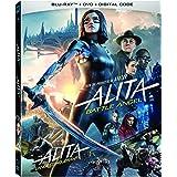 Alita Battle Angel (Bilingual) [Blu-ray + DVD + Digital Copy]