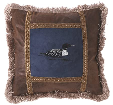 Carstens Loon Pillow