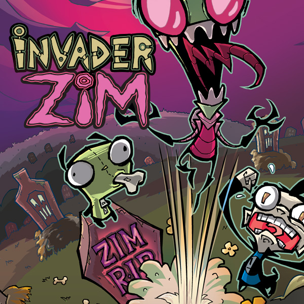Invader Zim (Collections) (5 Book Series)