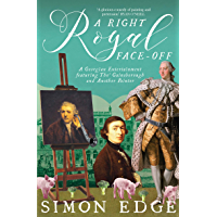 A Right Royal Face-Off: A Georgian Comedy Featuring Thomas Gainsborough and Another Painter