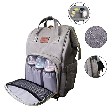 2431aaedbce7f Fastique Kids Baby Changing Backpack – Rucksack Changing Bag for Mums  Waterproof – Multi-Purpose