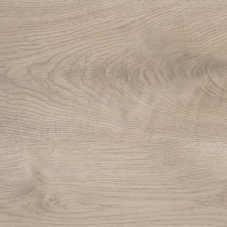 Vinylboden | 1 m/², Eiche Grau Landhausdiele Holzstruktur 1-Stab I f/ür 29.99 /€//m/² TRECOR/® Klick-Vinylboden Eiche Landhausdiele grau HDF 10,5 mm Stark 0,30 Nutzschicht