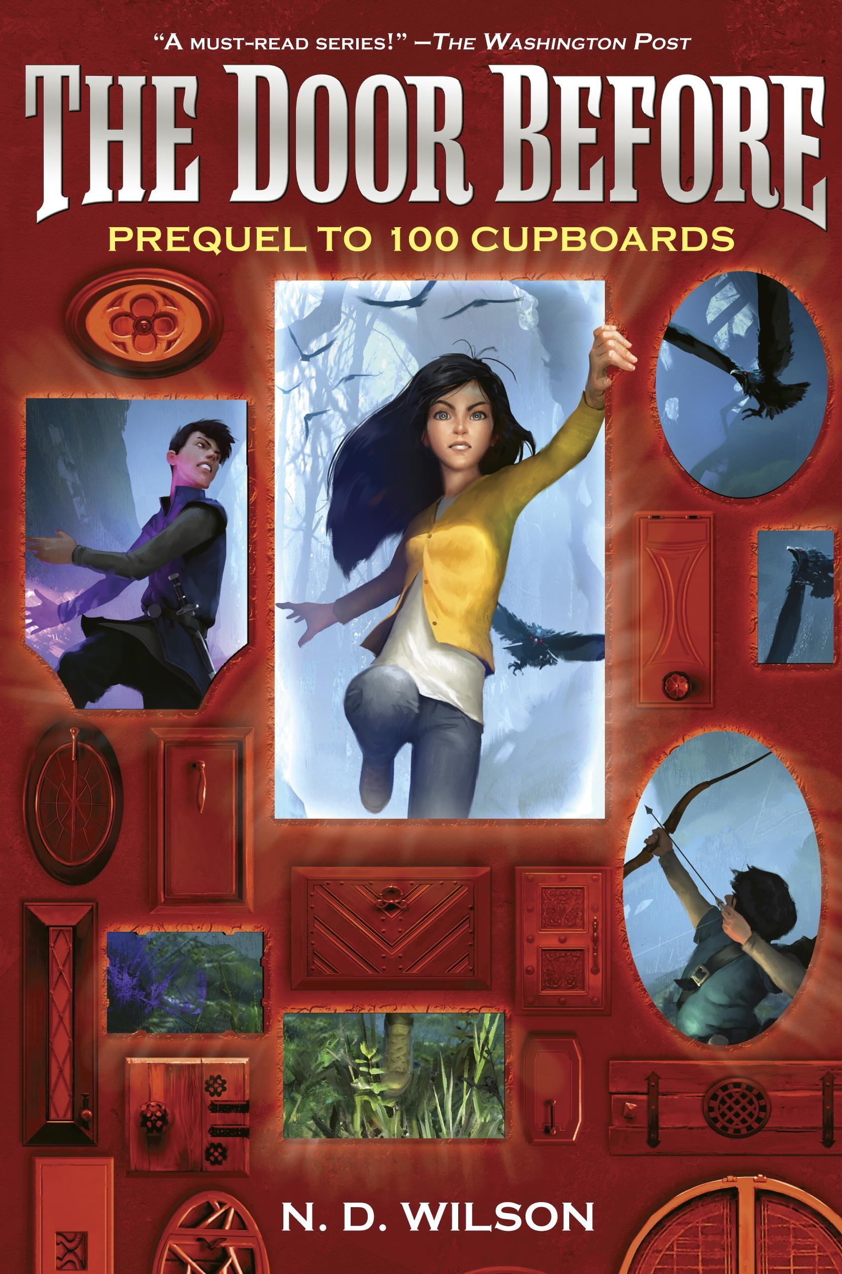 The Door Before (100 Cupboards Prequel) (The 100 Cupboards ...