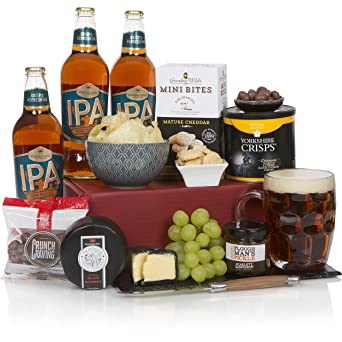 Great beer feast gift hamper for fathers day hampers for him and great beer feast gift hamper for fathers day hampers for him and gift baskets for negle Gallery