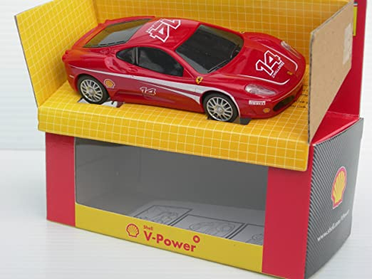 Shell V Power Ferrari F430 Challenge Cars Sports Car 1 38 No 16 No 14 Amazon De Küche Haushalt