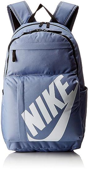 Nike Nk Elmntl Bkpk Mochila, Unisex adultos, Multicolor (Ashen Slate/Black/Wh): Amazon.es: Deportes y aire libre