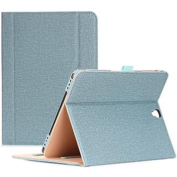 ProCase Funda Samsung Galaxy Tab S3 9.7 -Clásico Folio de Soporte Cubierta Inteligente Plegable para Galaxy Tab S3 Tablet (9.7 Pulgadas, SM-T820 ...