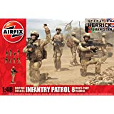 Airfix - AI03701 - Maquette - Modern British Army Troops - Remplace AI02750