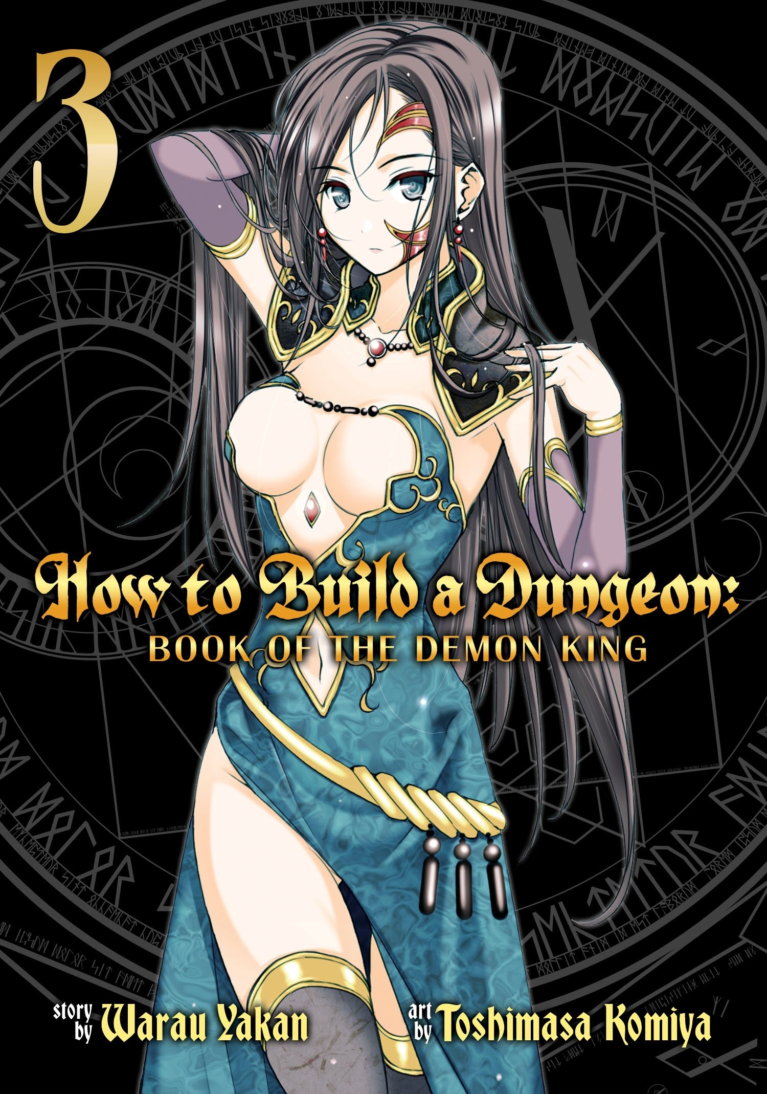How to Build a Dungeon: Book of the Demon King Vol. 3 ebook