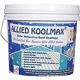 Allied Koolmax Heat Reflective Coating/Summer Cool Roof Coating/Highest Sri Value (20 Kg Pack)