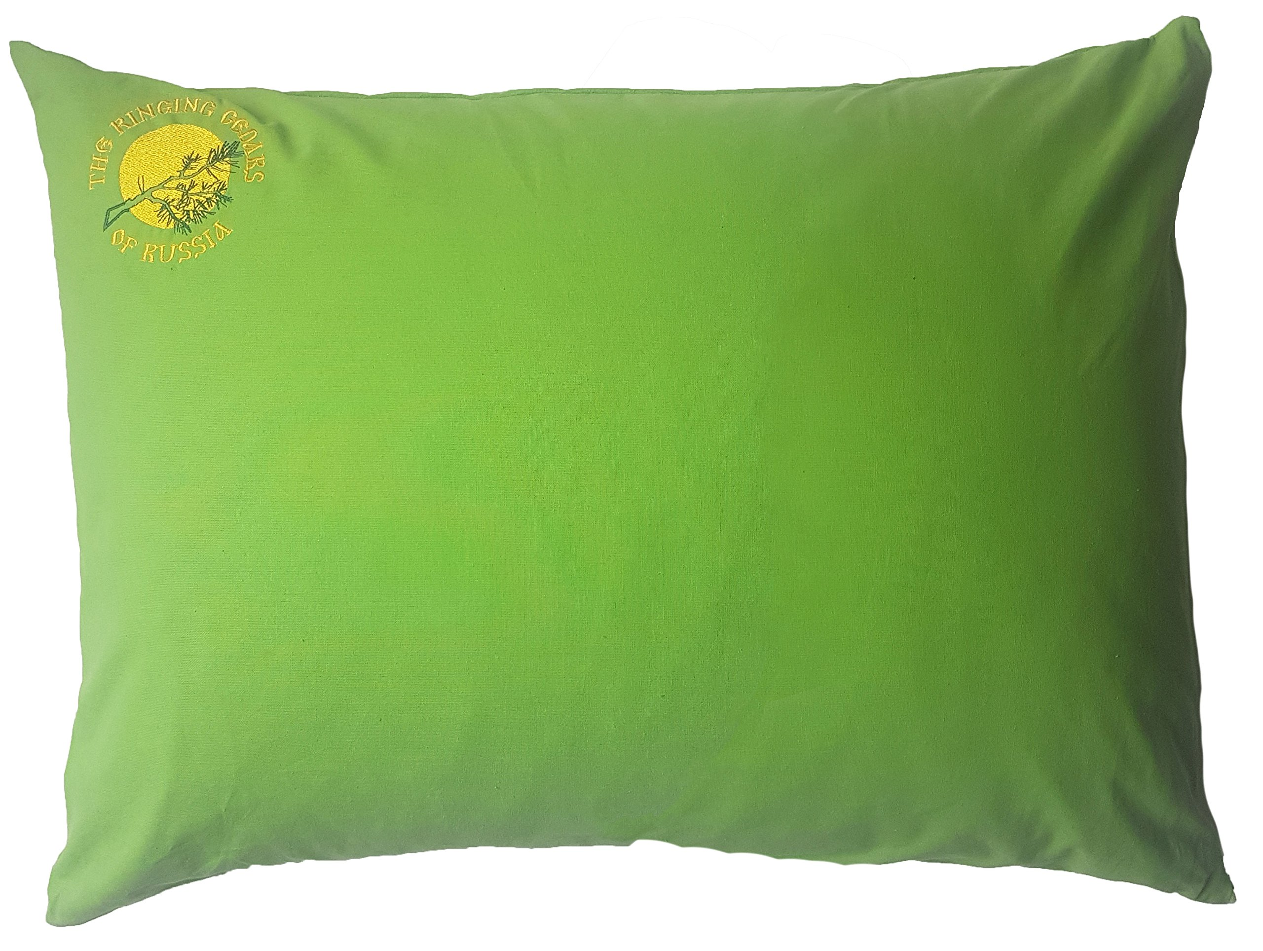 CEDAR PILLOW FROM RINGING CEDARS OF RUSSIA - Made from a thoroughly purified film of cedar nuts, the cedar pillow has remarkable orthopedic properties. Cedar nut oil, pine nut oil, pine nuts.