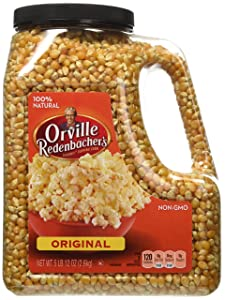 Orville Redenbacher Popcorn Kernel Jug