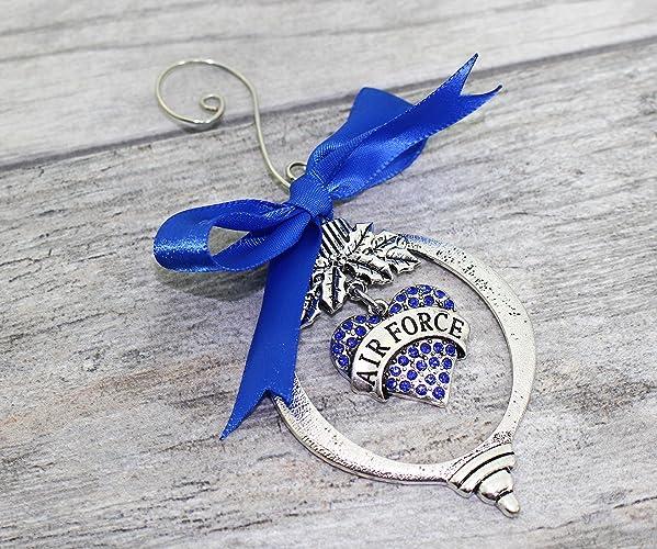 Amazon Air Force Christmas Ornament Handmade