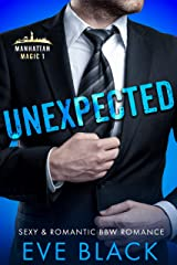 Unexpected: A Billionaire Baby Daddy Romance (Manhattan Magic Book 1) Kindle Edition
