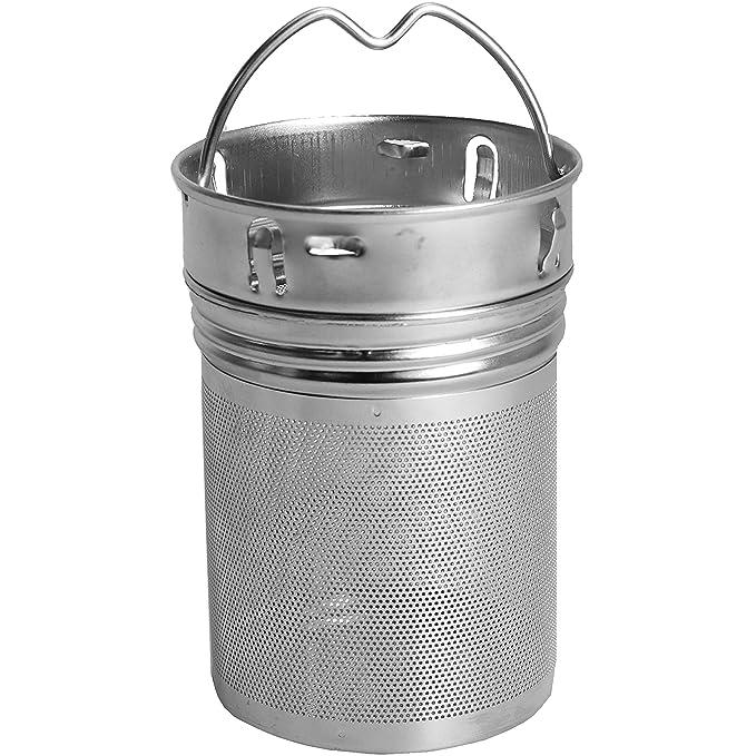 47 opinioni per amapodo filtro per tè filtri setaccio in acciaio inox sciolto spezie bottiglia