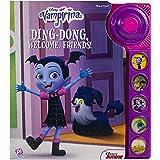 Disney Vampirina - Ding-Dong, Welcome, Friends! Sound Book - PI Kids