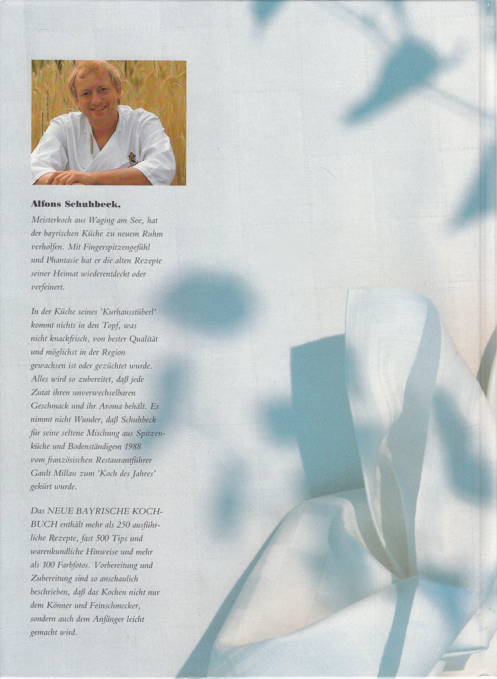 Schuhbeck Meine Bayerische Küche Rezepte. Kommode Küche Deutsche In ...