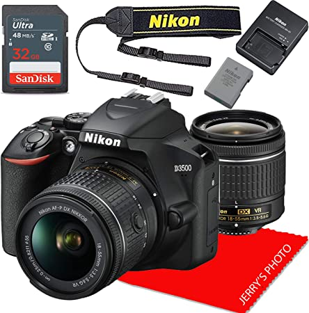 Nikon Intl. Nikon D3500 product image 3