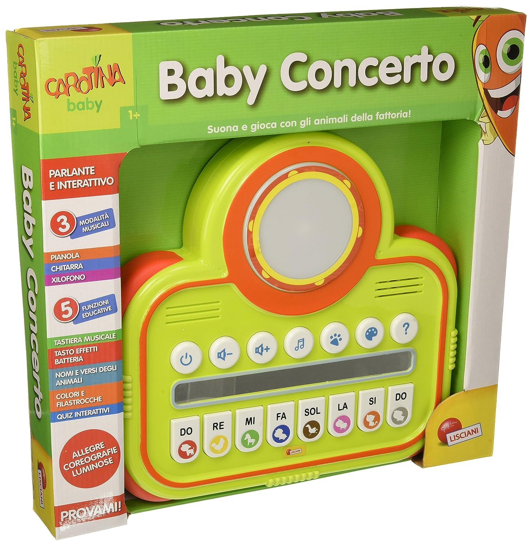 Lisciani Giochi 55791 - Carotina Baby Concerto Liscianigiochi Italy