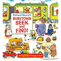Richard Scarry's Busytown Seek and Find!