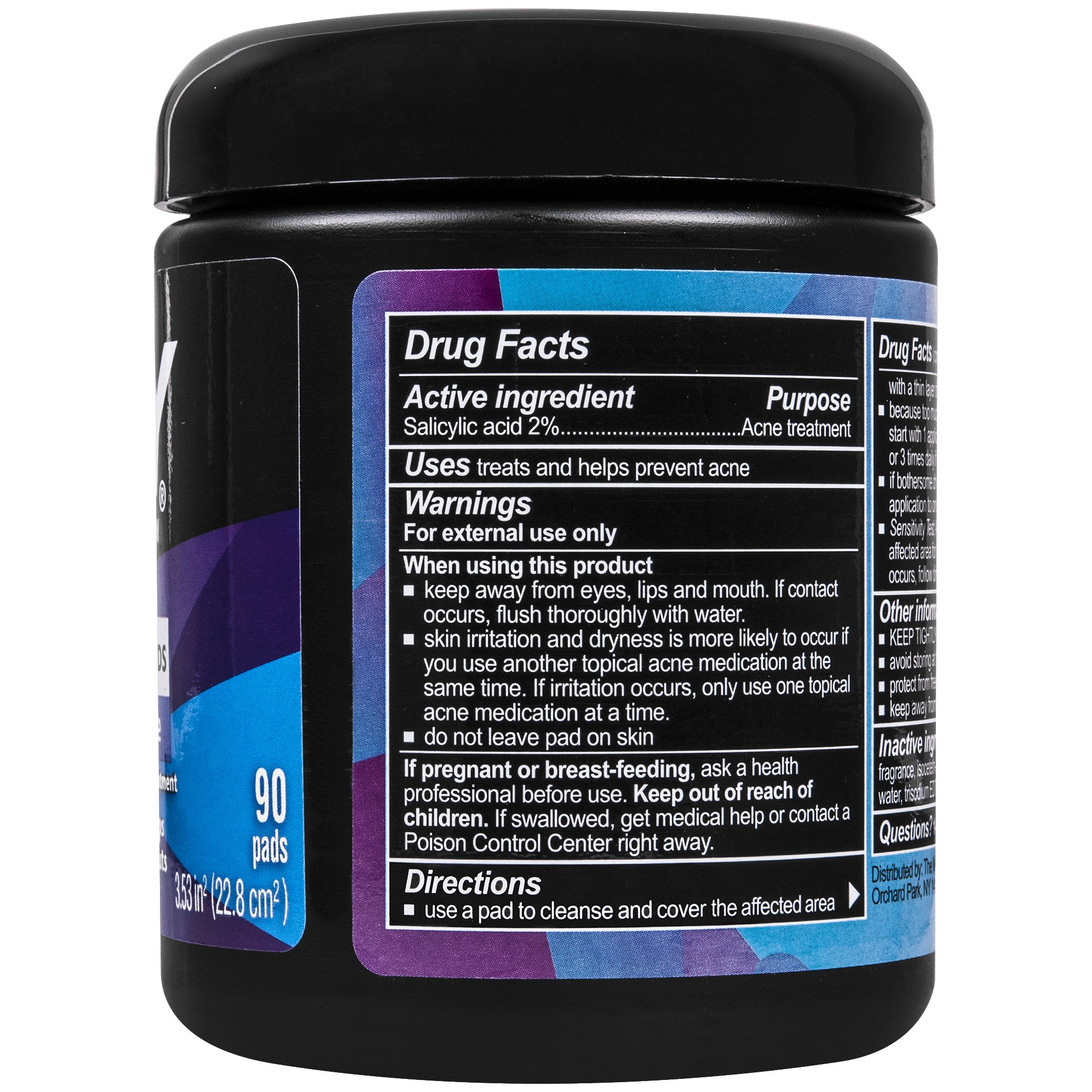OXY Daily Defense Cleansing Pads 90 Each (Pack of 3) by OXY (Image #3)