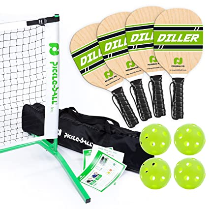 Amazon.com: GEMMA Correll Pickle pelota torneo Set: Toys & Games